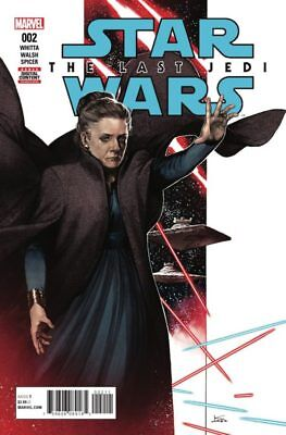 Marvel - Star Wars The Last Jedi #2 First Print