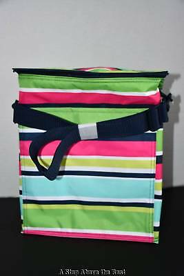 Thirty One Picnic Thermal Tote in Preppy Pop - NEW