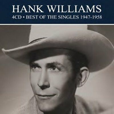 Williams, Hank-Best Of The Singles..  Cd New