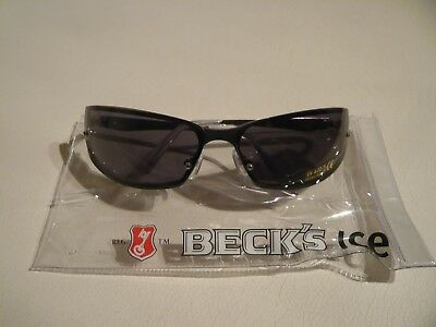 Sonnenbrille,  Becks Ice UV400 Protection, Neu & Ovp.