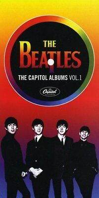 The Beatles - Capitol Albums Vol 1 (4CD) Sent Sameday*