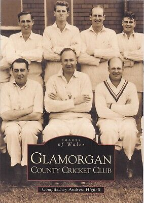 Glamorgan County Cricket Club by Andrew Hignell (Paperback) New Book