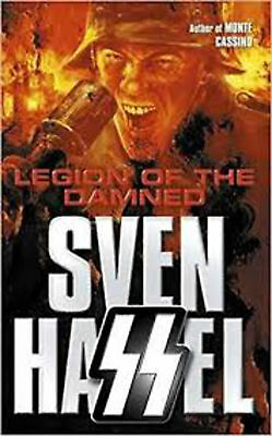 Legion of the Damned, New, Hassel, Sven Book
