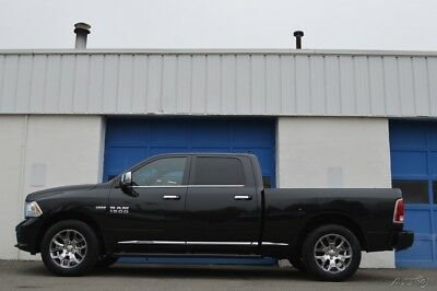 Ram 1500 Laramie Longhorn Limited Repairable Rebuildable Salvage Lot Drives Great Project Builder Fixer Easy Fix