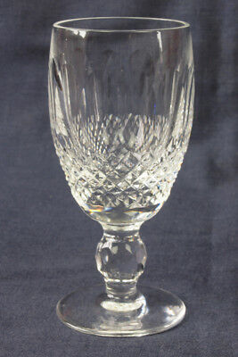 Waterford Crystal Colleen Sherry Glass, Signed, 4.25 inches