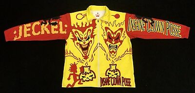 Insane Clown Posse Amazing Jeckel Brothers All Over Print Track Jacket ICP