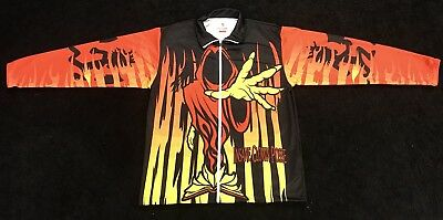 Insane Clown Posse The Wraith Hells Pit All Over Print Track Jacket ICP