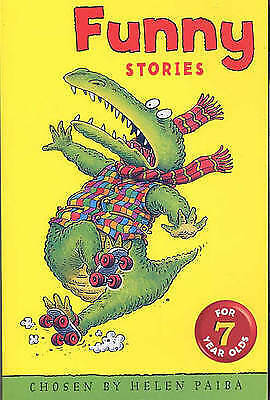 Funny Stories for 7 Year Olds (Paperback) New Book