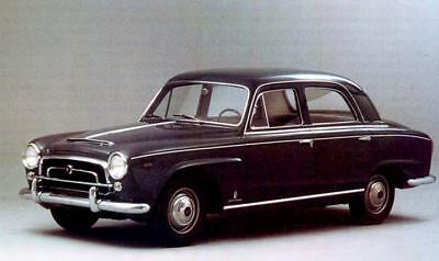 1951 Peugeot 403 Prototype Factory Photo c1253-NVRCZ7