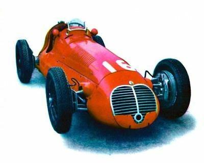 1948 Maserati Grand Prix Race Car F1 Factory Photo c152-RXRPQB