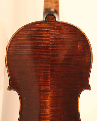 old italian violin labeled G. Dollenz 1832 violon geige cello viola 小提琴 ヴァイオリン