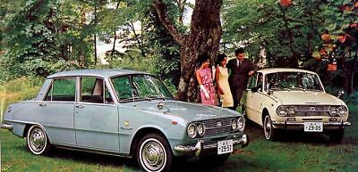 1965 Isuzu Bellette Sedan Factory Photo c2321-RPDRXA