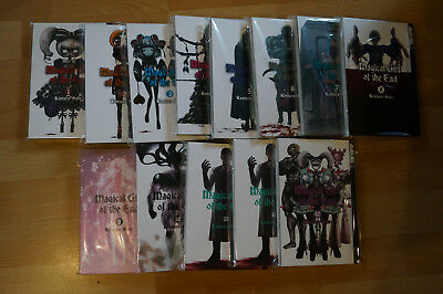 Magical girl of the End BAnd 1-12