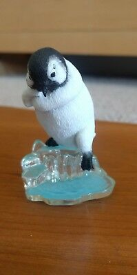 "PENGUIN POLAR PLAYMATES FIGURINE HAMILTON COLLECTION "" Chilly """