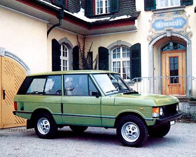 1982 Range Rover Factory Photo c2473-7OX2AF