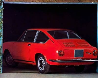 1968 Fiat 850 Coupe Factory Photo c3183-3MLLPN