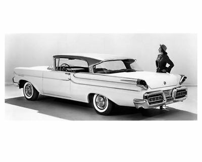 1958 Mercury Monterey Factory Photo c3494-S4LANC