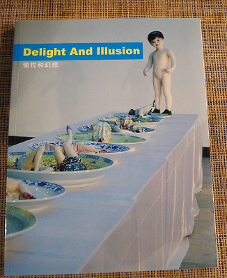 LIU JIANHUA DELIGHT AND ILLUSION CHINESE english Poterie sculpture contemporaine