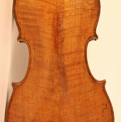 old italian violin labeled C.Camilli 1735 violon geige cello viola 小提琴 ヴァイオリン