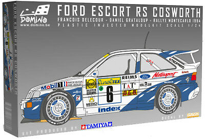 1/24 Ford Escort RS Cosworth Limited Edition Wiederauflage