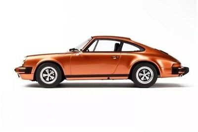 New 1/18 GT Spirit 1974 Porsche 911 Carrera 2.7 Coupe Copper 1,000pcs