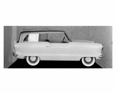 1958 Hudson Metropolitan Wagon Prototype Factory Photo c5303-CJSA9K