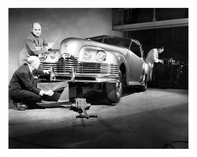 1943 Packard Brown Bomber Experimental Sports Car Photo c6165-Q64ICN