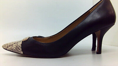 71e19f9a448 COACH WOMENS VONNA Leather Pointed Toe Classic Pumps -  169.36 ...