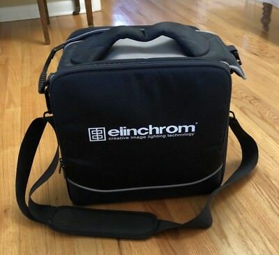 Elinchrom ProTec Poly Bag for 2 Compacts/ 2 Quadra Battery Packs / 2 Heads
