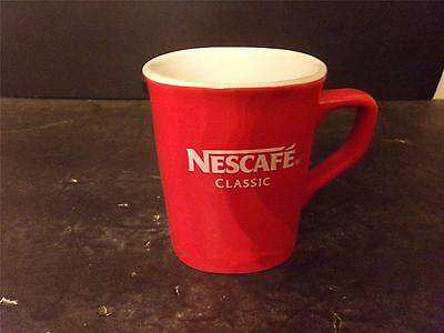 Nescafe Classic Red Square Coffee Cup Mug (73)