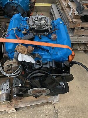 Chrysler/mopar 440 V8 - Long Engine (Parts)