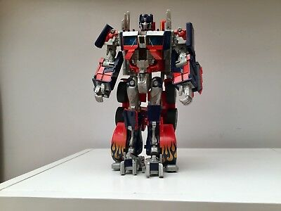Transformers Leader Class Movie Optimus Prime 2007 Hasbro Large Toy Adelaide