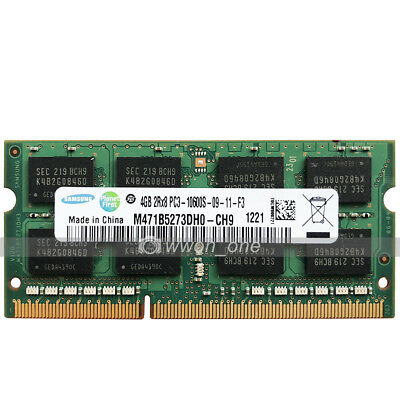 """New 4GB 8GB DDR3 PC3-10600 1333MHz RAM For MacBook Pro 13"""" Late 2011 A1278"""