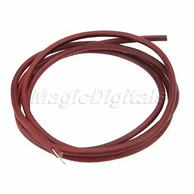 """72"""" Leather Treadle Belt 5mmDia Treadle Parts With Hook for Sewing Machine Part"""