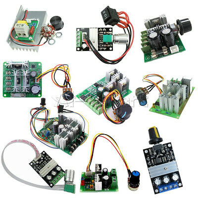 3/10/15/20A PWM Motor Speed Controler Switch 6-28V/10-60V/6-60V/12-40V/6-90V/12V
