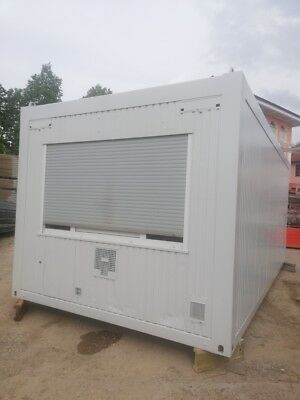 Container, Single-Wohnung