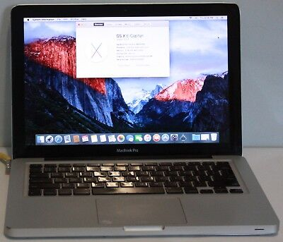 "Apple MacBook Pro 13"" (Mid 2009) 2.26GHz Core2Duo 250GB HDD"