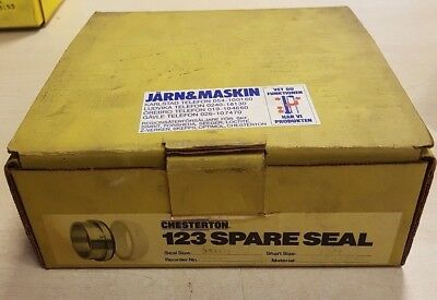 Chesterton 1 2 3 Spare Seal Seal Size 35MM Shaft Size 1.378 No.57695
