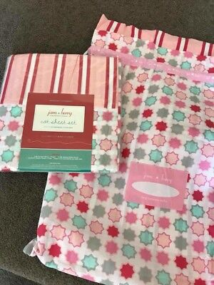 Jamberry Sheet Set - Preschool/Daycare rest time sheets SHEETS ONLY