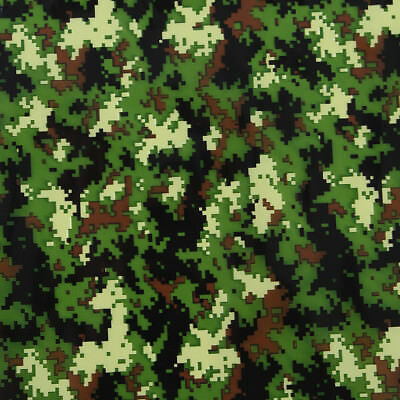 Green Camouflage Hydrographic Film Water Transfer Hydrodipping Film Hydro Dip Us