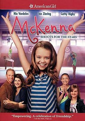 American Girl: McKenna Shoots for the Stars New DVD! Ships Fast!