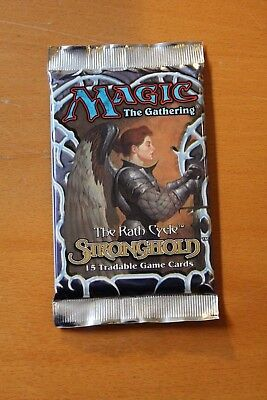 OVP: Magic: The Gathering Stronghold Booster, english (1998)