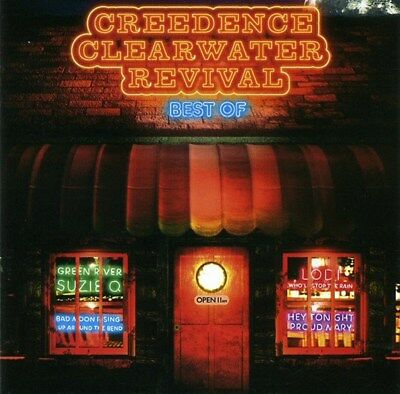 Best Of - Creedence Clearwater Revival (Album) [CD]