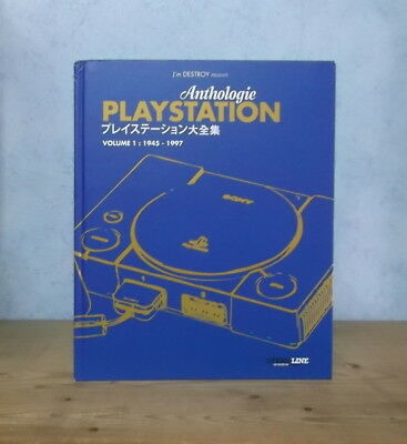 Sony Anthologie Playstation Ludotheque T. 1 1945-1997 Edition Collector