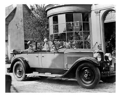 1927 Packard Factory Photo Charles M Schwab c6538-BZ1R5R