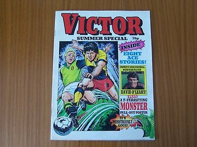 Victor Comic Book Summer Special 1989