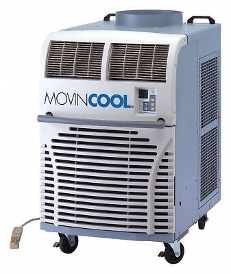 Commercial/Industrial 208/230VACV Portable Air Conditioner, 36, 000 BtuH Cooling