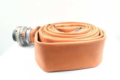 Firequip 7324 Orange 5in Supply Attack Line Hose