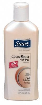 Suave Hand and Body Lotion, Unscented, 10 oz. Squeeze Bottle, 6 PK CB072489