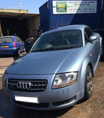 AUDI TT MK1 8N Grey Coupe Heated Leather Interior Seats And Door